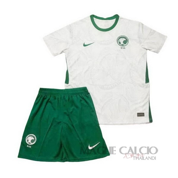 Originali Vendita Arabia Saudita Bambino Maglie Calcio Thailandi