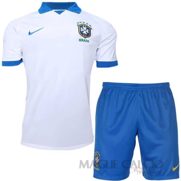 Originali Vendita Brasile Bambino Maglie Calcio Thailandi