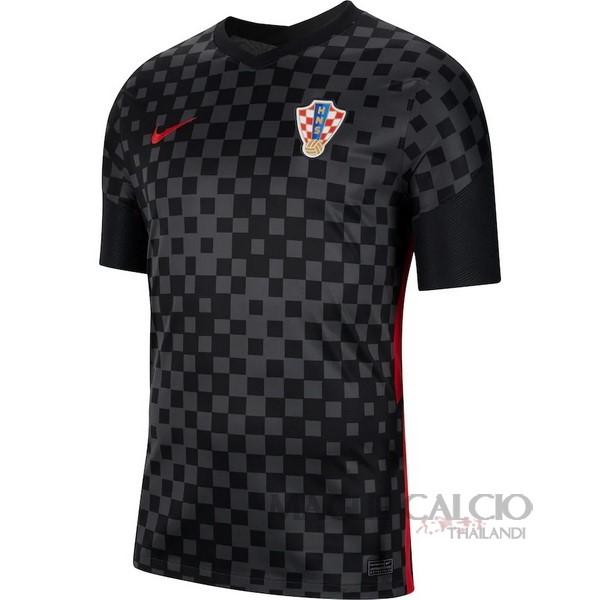 Originali Vendita Croacia Maglie Calcio Thailandi