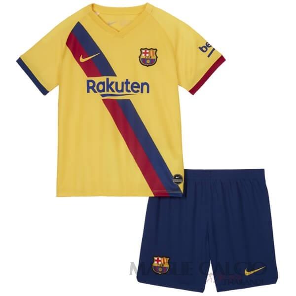 Originali Vendita FC Barcellona Bambino Maglie Calcio Thailandi