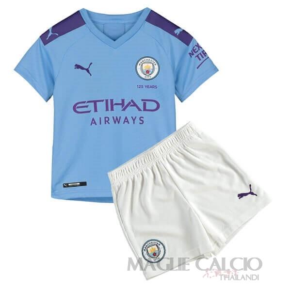 Originali Vendita Manchester City Bambino Maglie Calcio Thailandi
