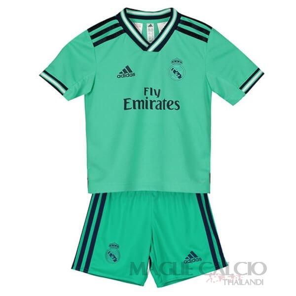 Originali Vendita Real Madrid Bambino Maglie Calcio Thailandi