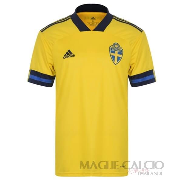 Originali Vendita Svezia Maglie Calcio Thailandi