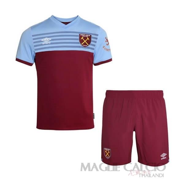 Originali Vendita West Ham United Bambino Maglie Calcio Thailandi